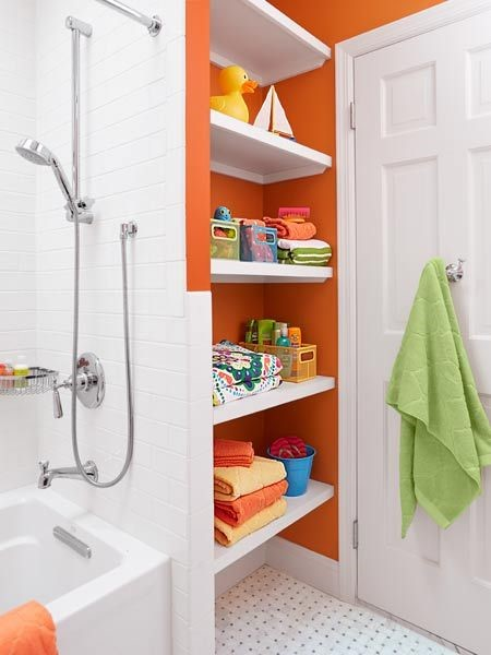 5 Ideas for a Family-Friendly Bathroom