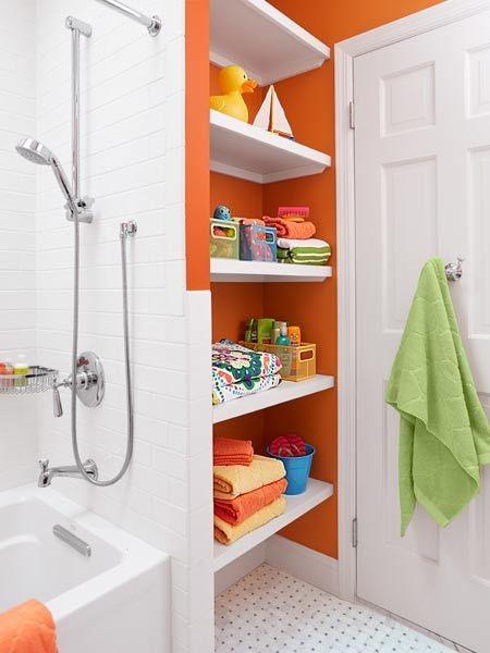 5 Ideas for a Family-Friendly Bathroom