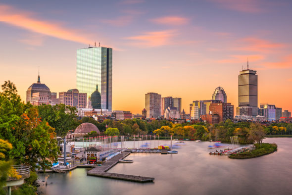 Dog-Friendly Vacation: Boston